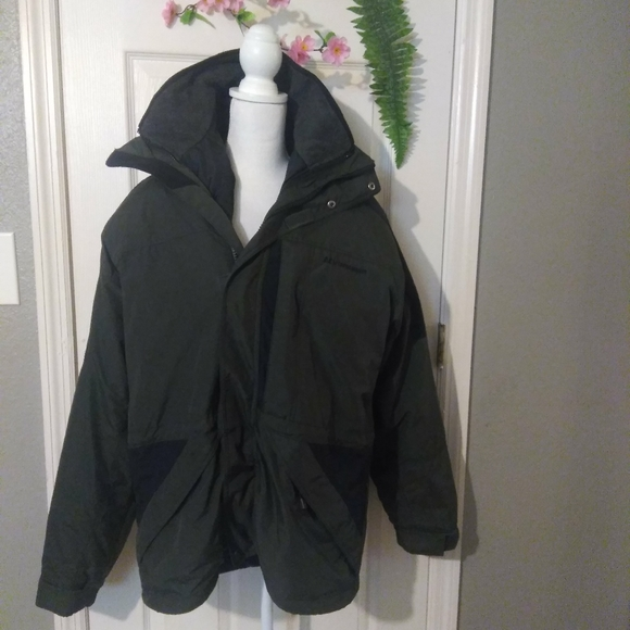 AE ALL WEATHER HUNT FISH COAT JACKET